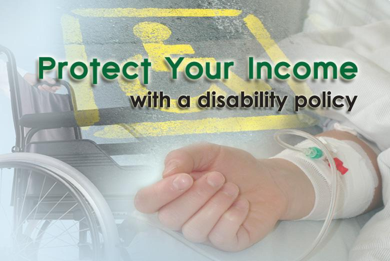 Disability Insurance; Your greatest asset is to earn an income. Protect that asset with a disability insurance policy from GTA Wealth Management Inc.